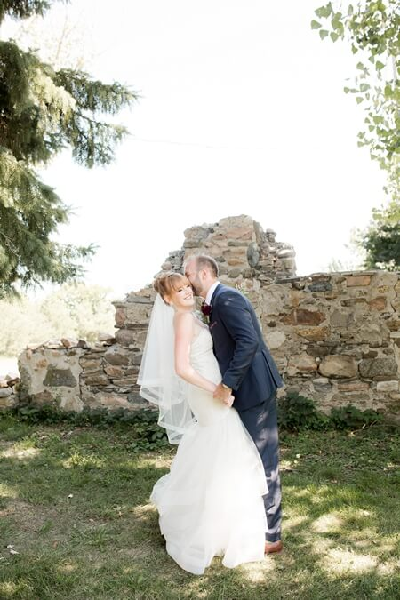 Wedding at Rainbow Valley Wedding Barn, Caledon, Ontario, Haley Photography, 13