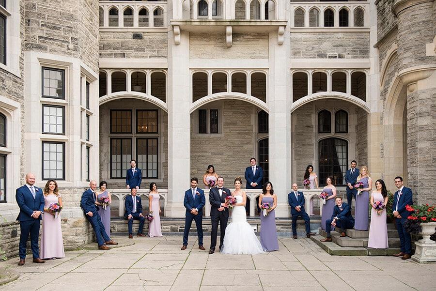 Wedding at Casa Loma, Toronto, Ontario, Ikonica Images, 30