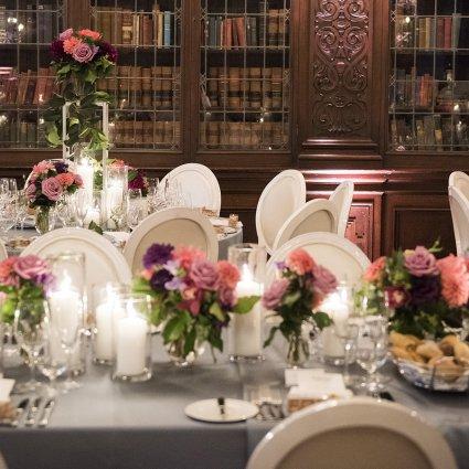 Thumbnail for Sara and George's Enchanting Castle Wedding at Casa Loma