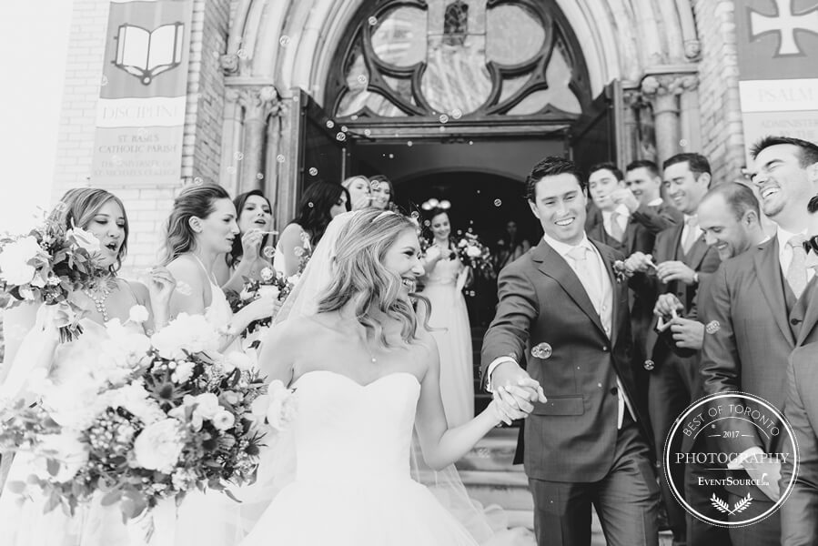 15 Toronto Wedding Photographers Share Their Best of Photography from 2017 6