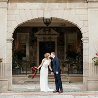 Tiana and Joe's Elegant Wedding at Graydon Hall Manor