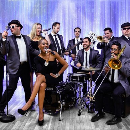Saturday Night Jive featured in 14 Awesome Toronto Live Music Bands For Your Upcoming Wedding…