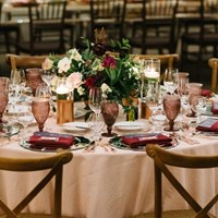 Lindsay and Andrew's Rustically Romantic Wedding at Arcadian Court