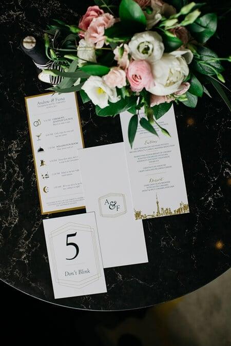 Wedding at Thompson Toronto, Toronto, Ontario, The Love Studio, 1