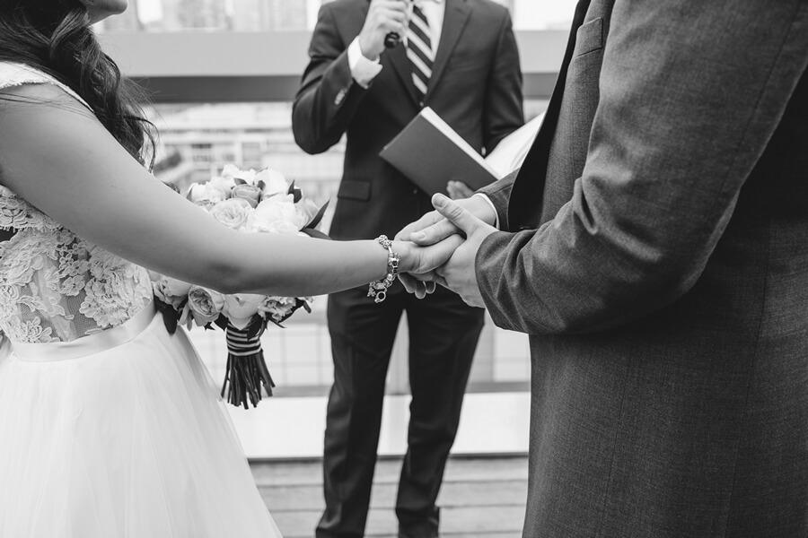 Wedding at Thompson Toronto, Toronto, Ontario, The Love Studio, 18