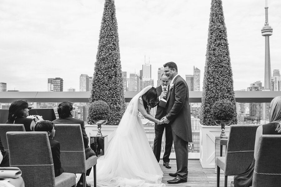 Wedding at Thompson Toronto, Toronto, Ontario, The Love Studio, 19