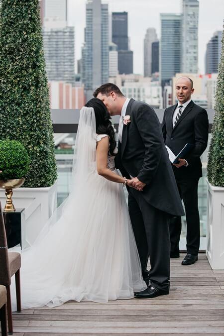 Wedding at Thompson Toronto, Toronto, Ontario, The Love Studio, 20