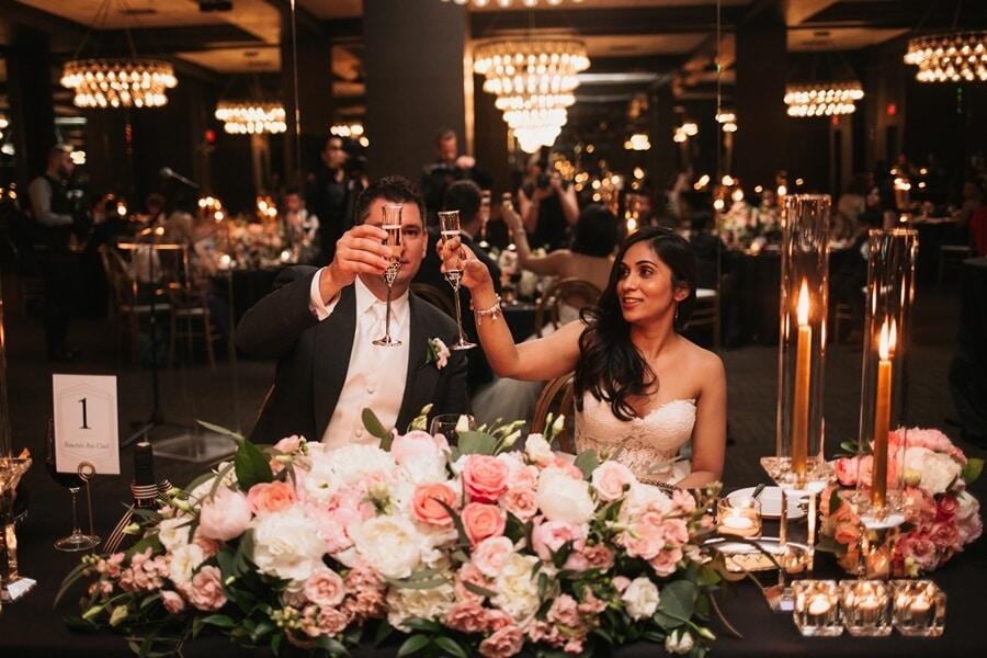 Wedding at Thompson Toronto, Toronto, Ontario, The Love Studio, 32