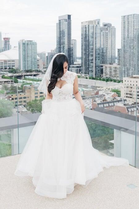 Wedding at Thompson Toronto, Toronto, Ontario, The Love Studio, 4