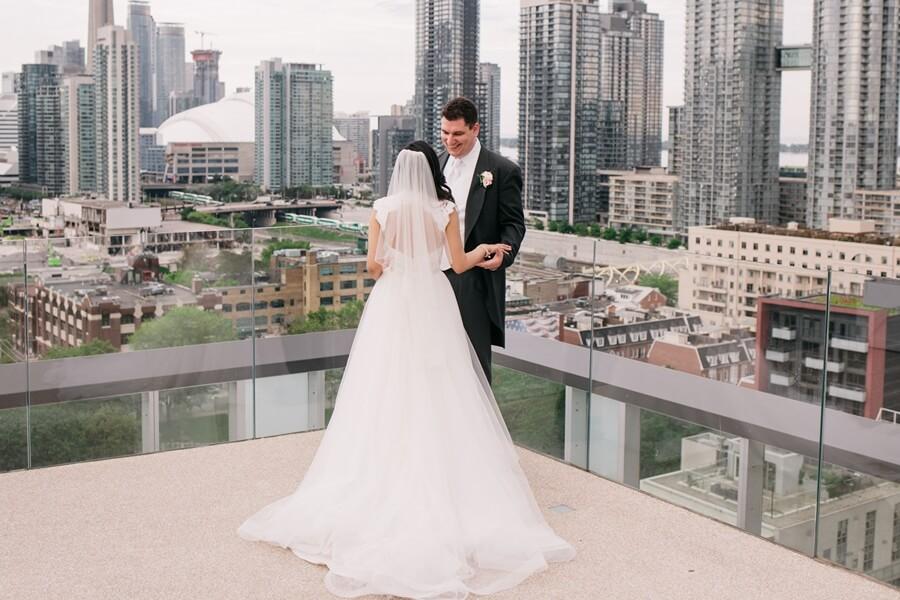 Wedding at Thompson Toronto, Toronto, Ontario, The Love Studio, 16