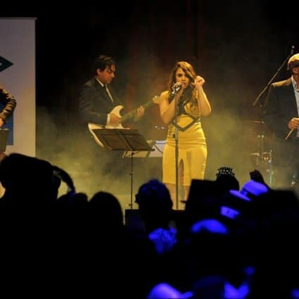 Universal Boogie Band featured in 14 Awesome Toronto Live Music Bands For Your Upcoming Wedding…