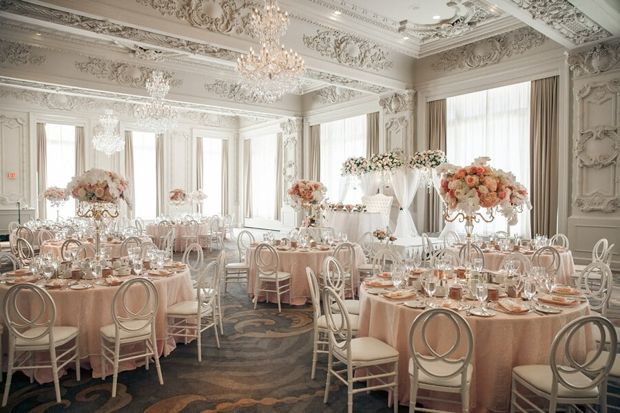 Ultra Luxe Wedding