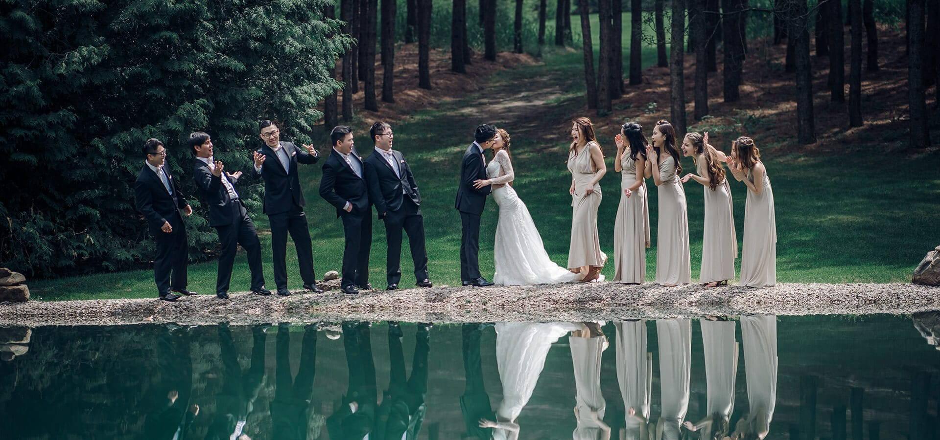 Hero image for Angelina and Victor's Lush Wedding at The Royal Ambassador