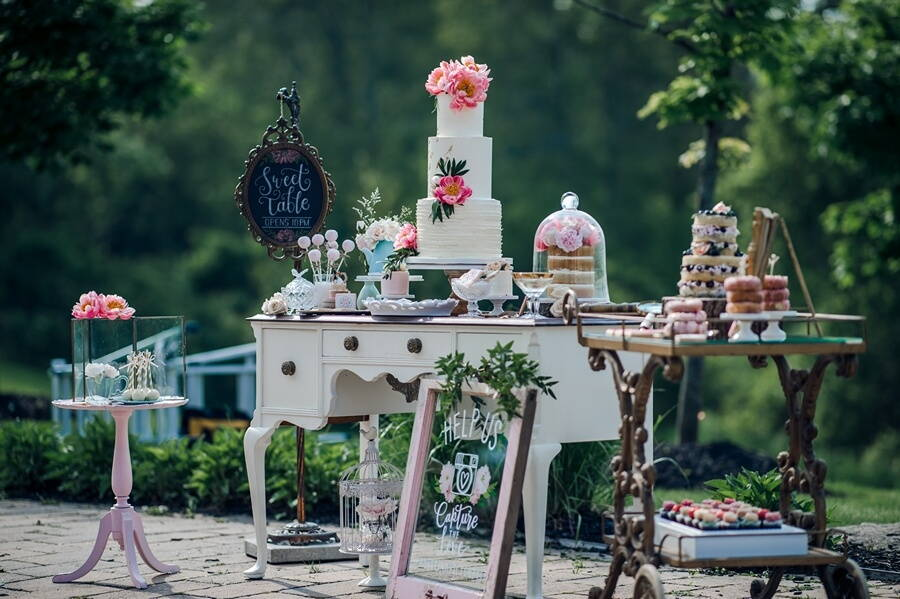 Carousel images of Southern Charm Vintage Rentals