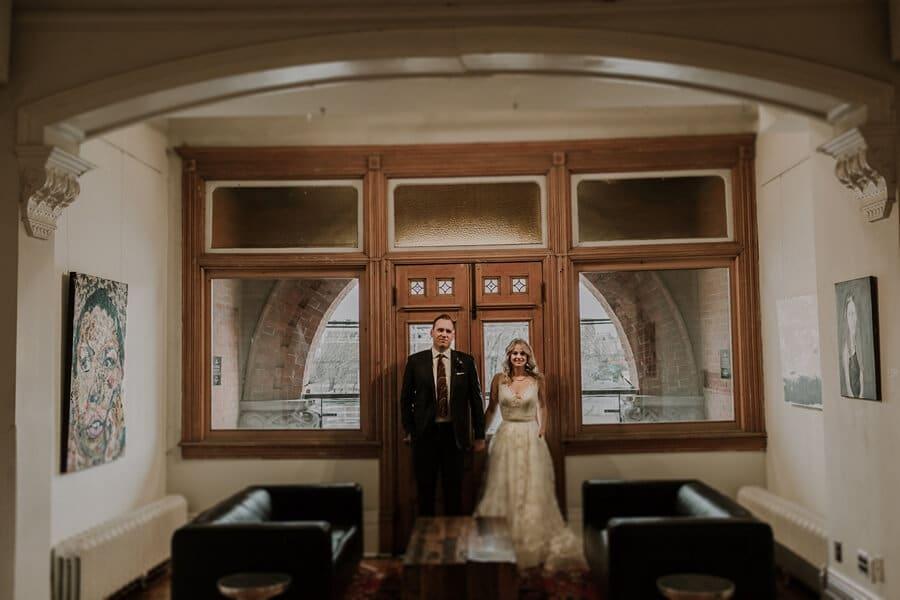 Wedding at Gladstone Hotel, Toronto, Ontario, Ally & Nicholas Photography, 22