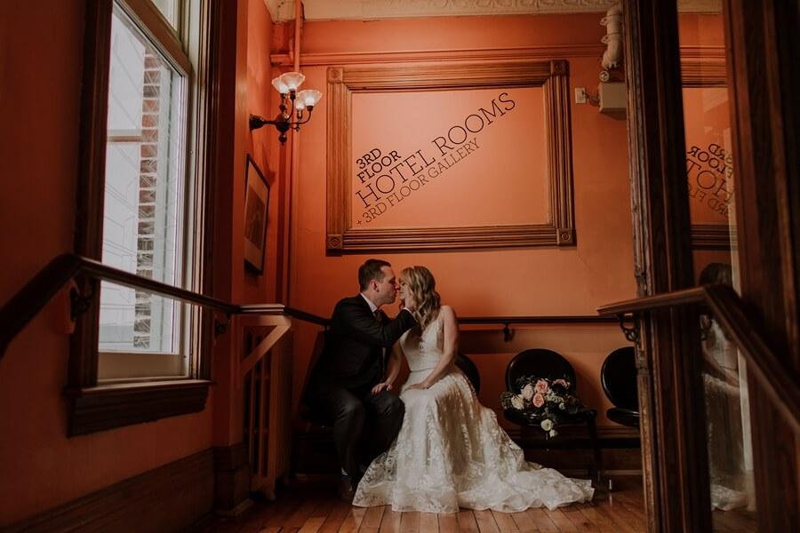 Wedding at Gladstone Hotel, Toronto, Ontario, Ally & Nicholas Photography, 23