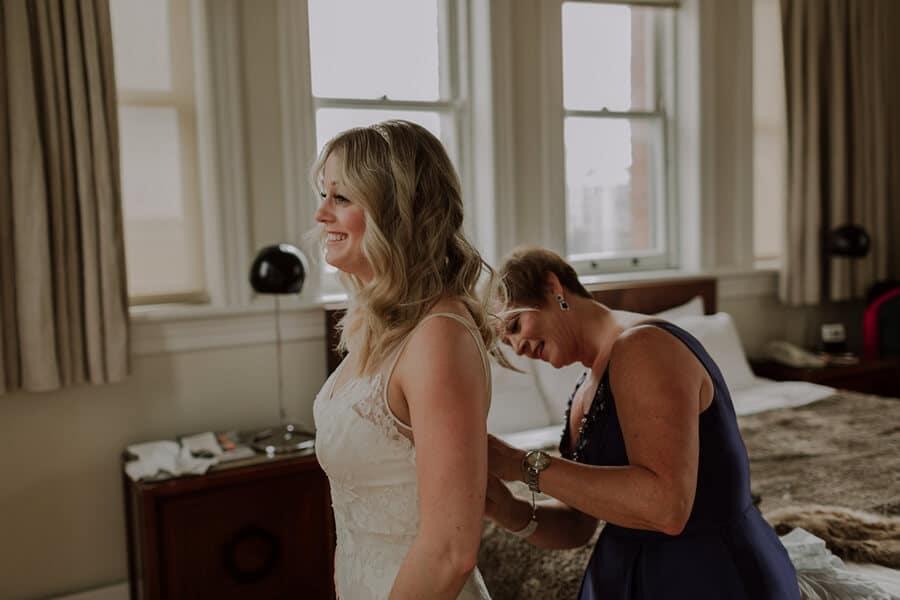 Wedding at Gladstone Hotel, Toronto, Ontario, Ally & Nicholas Photography, 4
