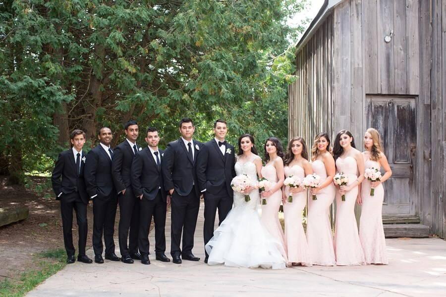 Wedding at Hazelton Manor, Vaughan, Ontario, Avenue Photo, 20
