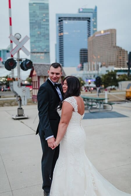 Wedding at Steam Whistle Brewery, Toronto, Ontario, Evolylla Photography, 17