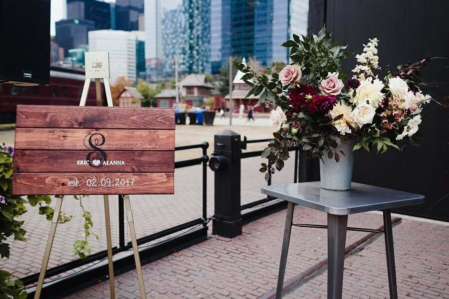 Wedding at Steam Whistle Brewery, Toronto, Ontario, Evolylla Photography, 10