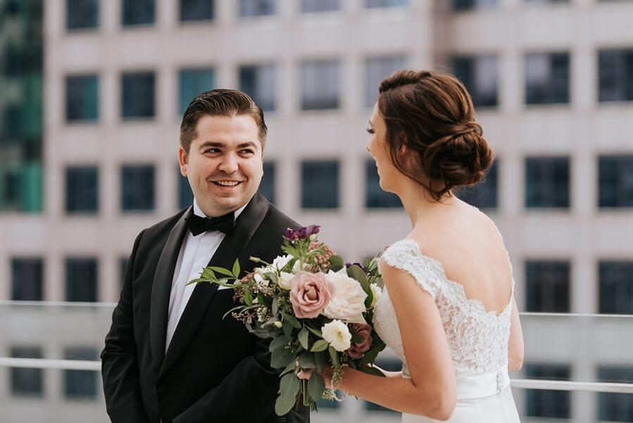Wedding at Malaparte - Oliver & Bonacini, Toronto, Ontario, Fox Photography, 19