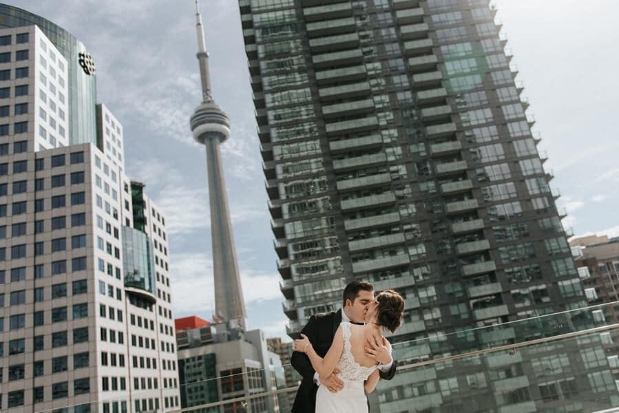 Wedding at Malaparte - Oliver & Bonacini, Toronto, Ontario, Fox Photography, 21
