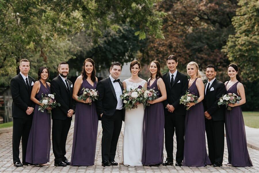 Wedding at Malaparte - Oliver & Bonacini, Toronto, Ontario, Fox Photography, 25