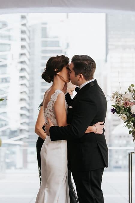 Wedding at Malaparte - Oliver & Bonacini, Toronto, Ontario, Fox Photography, 30