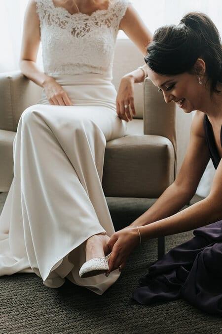 Wedding at Malaparte - Oliver & Bonacini, Toronto, Ontario, Fox Photography, 7