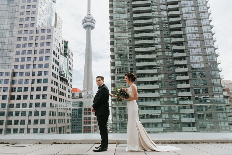 Wedding at Malaparte - Oliver & Bonacini, Toronto, Ontario, Fox Photography, 18
