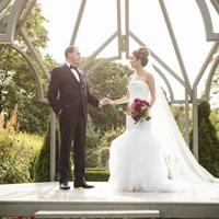 Sara and George's Enchanting Castle Wedding at Casa Loma