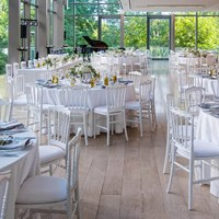 Nadia and Jeff's Garden Wedding at The Royal Conservatory