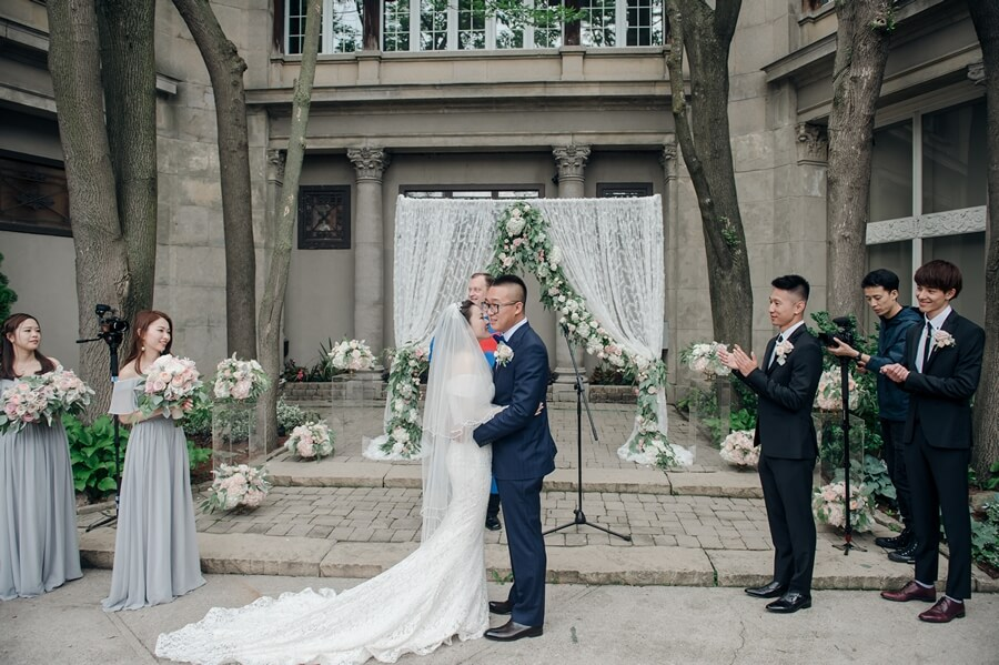Wedding at Liberty Grand Entertainment Complex, Toronto, Ontario, AGI Studio, 19