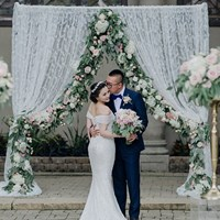 Zhuoya and Victor's Luxe Wedding at Liberty Grand Entertainment Complex