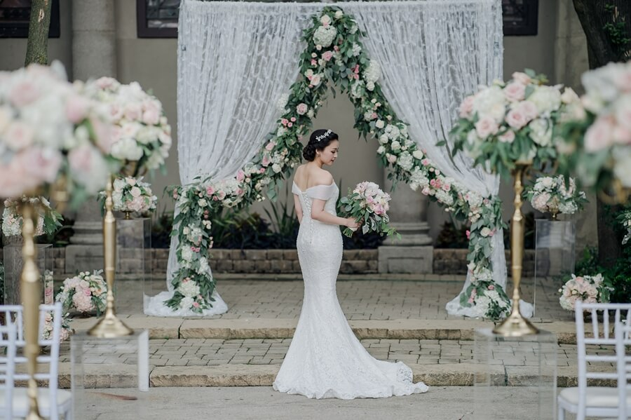 Wedding at Liberty Grand Entertainment Complex, Toronto, Ontario, AGI Studio, 6