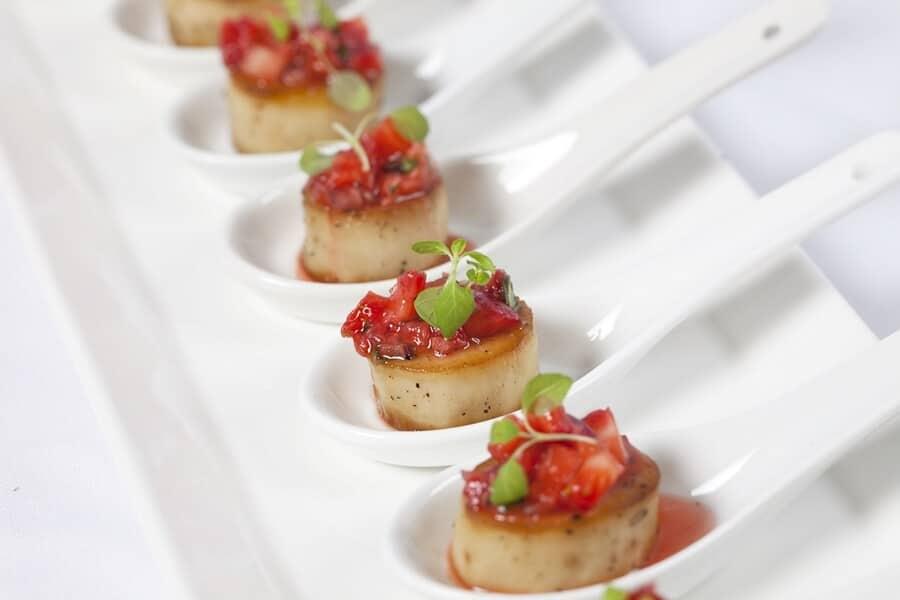 torontos caterers share 2018 catering menu, 17