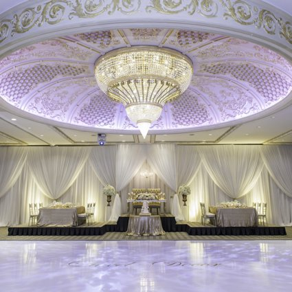 Luxel Decor & Flowers featured in A 2018 Wedding Open House at Paradise Banquet & Convention Ce…