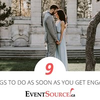 The First 9 Things To Do As Soon As You Get Engaged