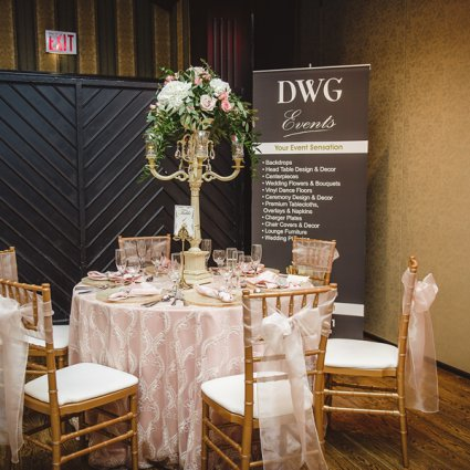 Decor With Grandeur featured in The 2018 Annual Wedding Open House at Old Mill Toronto