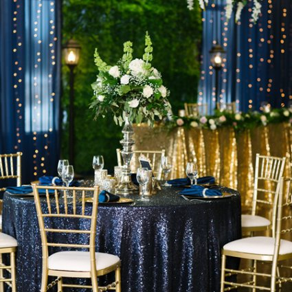 Annie Lane Events and Decor featured in An Annual Wedding Show at Deer Creek Golf & Banquet Facility