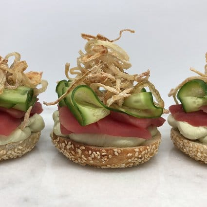 L-eat Catering featured in SNEAK PEAK: Toronto's Top Caterers Share What's to Come For t…