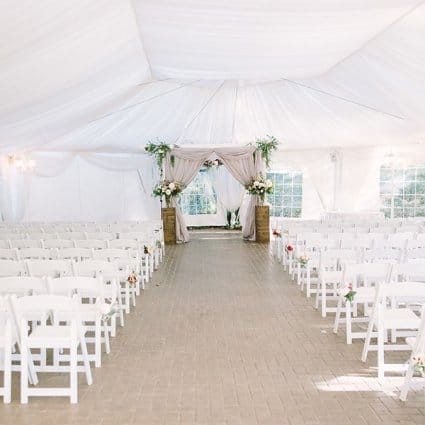 Hockley Valley Resort featured in Janice and Chris' Intimate Wedding at Hockley Valley Resort