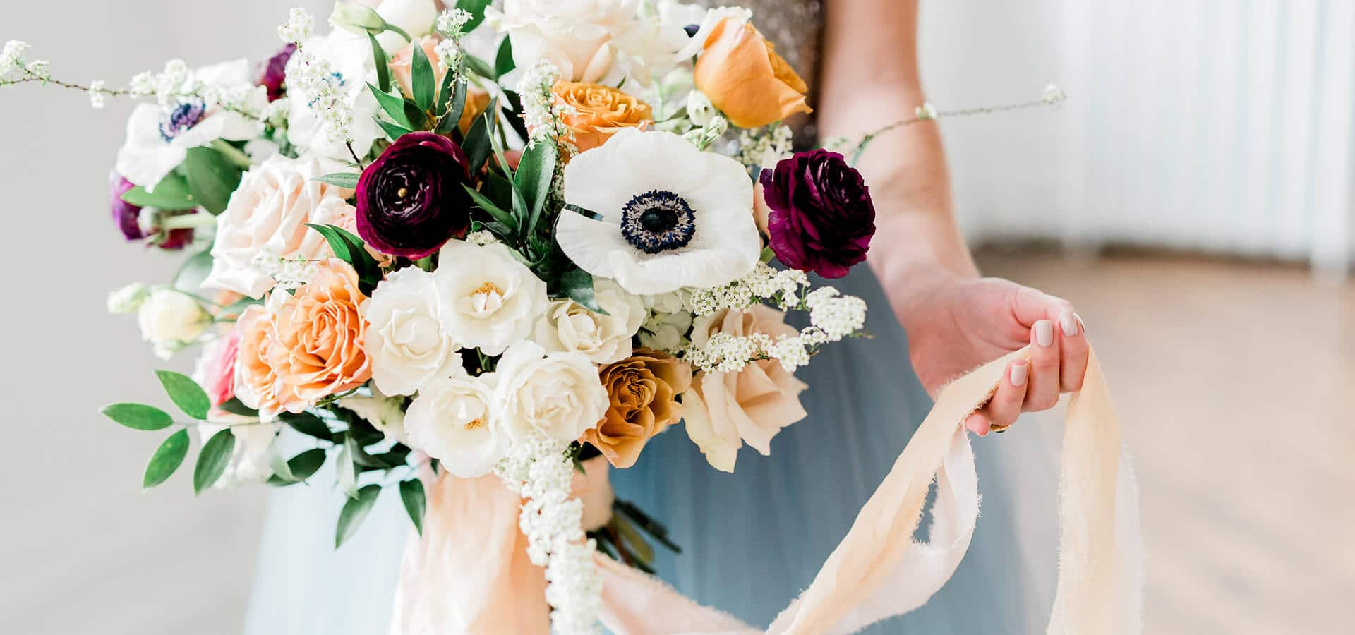 Hero image for Wedding Florals: Inspiration from Toronto's Top Florists