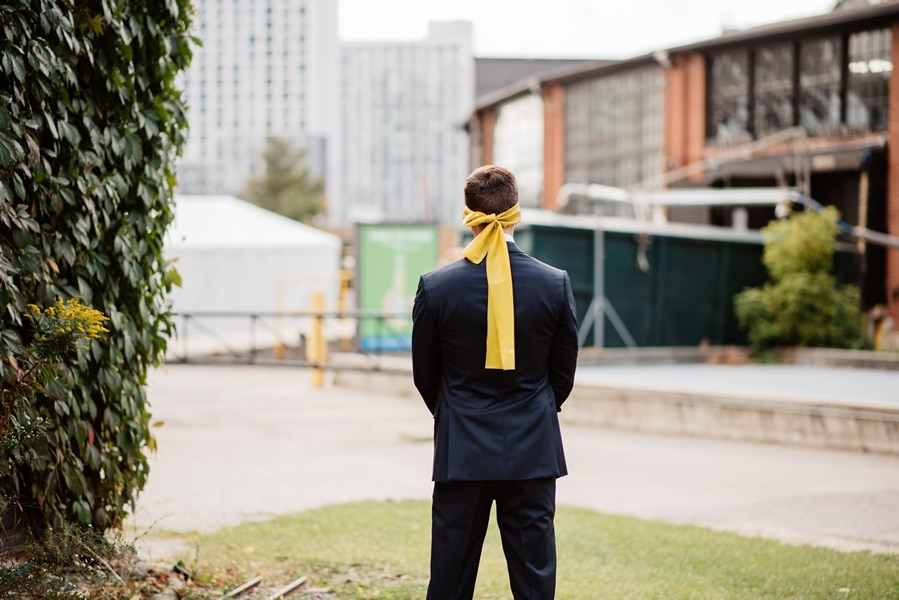 Wedding at Steam Whistle Brewery, Toronto, Ontario, Olive Photography, 18