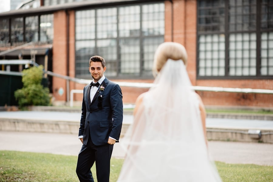 Wedding at Steam Whistle Brewery, Toronto, Ontario, Olive Photography, 20