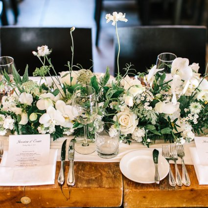 Patchouli Floral Design featured in Wedding Florals: Inspiration from Toronto's Top Florists