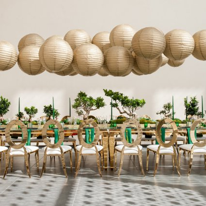 Aga Khan Museum featured in The Year of the Dog: A Lunar New Year Inspired Style Shoot
