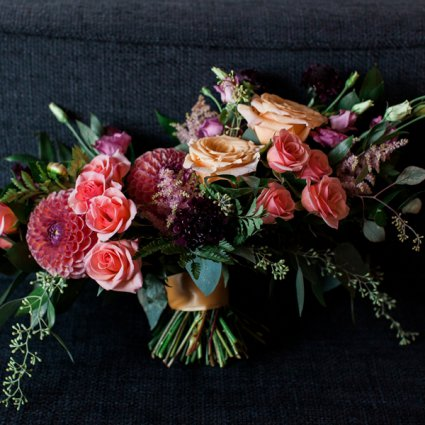 Pink Twig Floral Boutique featured in Wedding Florals: Inspiration from Toronto's Top Florists