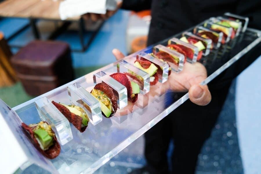 torontos caterers share 2018 catering menu, 19