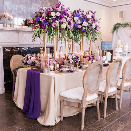 Weddings by Design featured in The Annual Open House at Estates of Sunnybrook: 2018 Edition